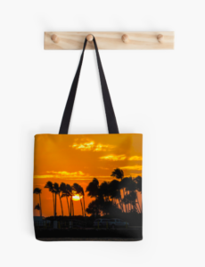 Bag-With-Hawaii-Sunset